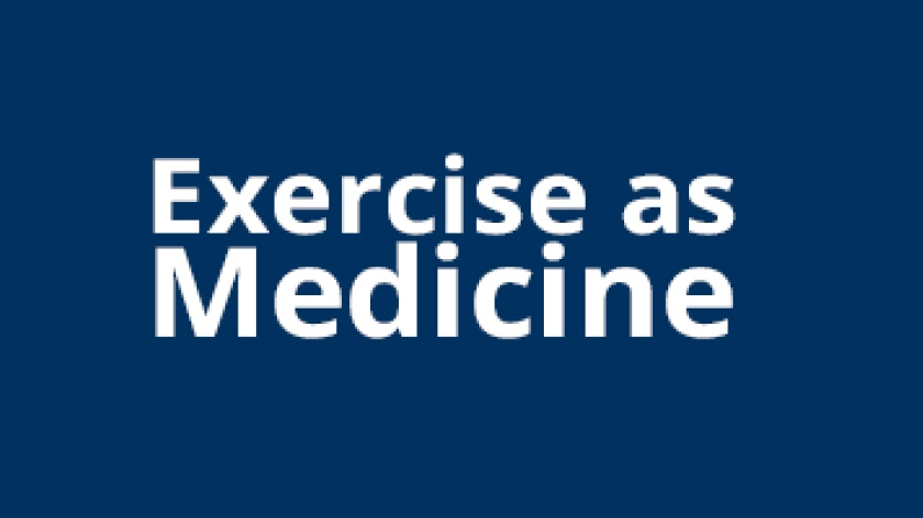 Excercise as Medicine