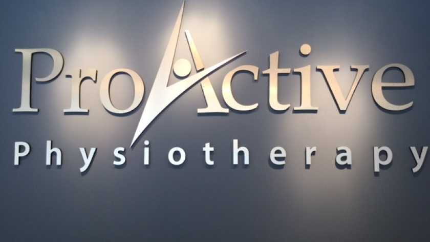Pro-Active Physiotherapy logo