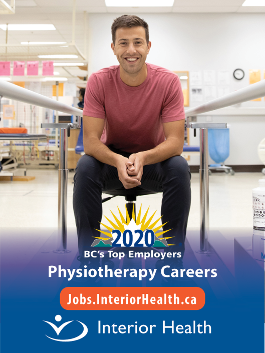 Interior Health Physiotherapy Careers