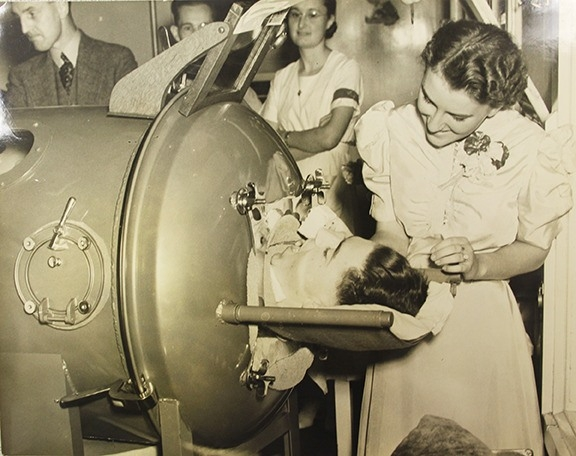 Bob Punnet Iron Lung